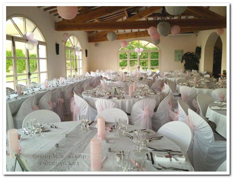 Décoration mariage Marie & Julien (urne, plan de table, noms de table)