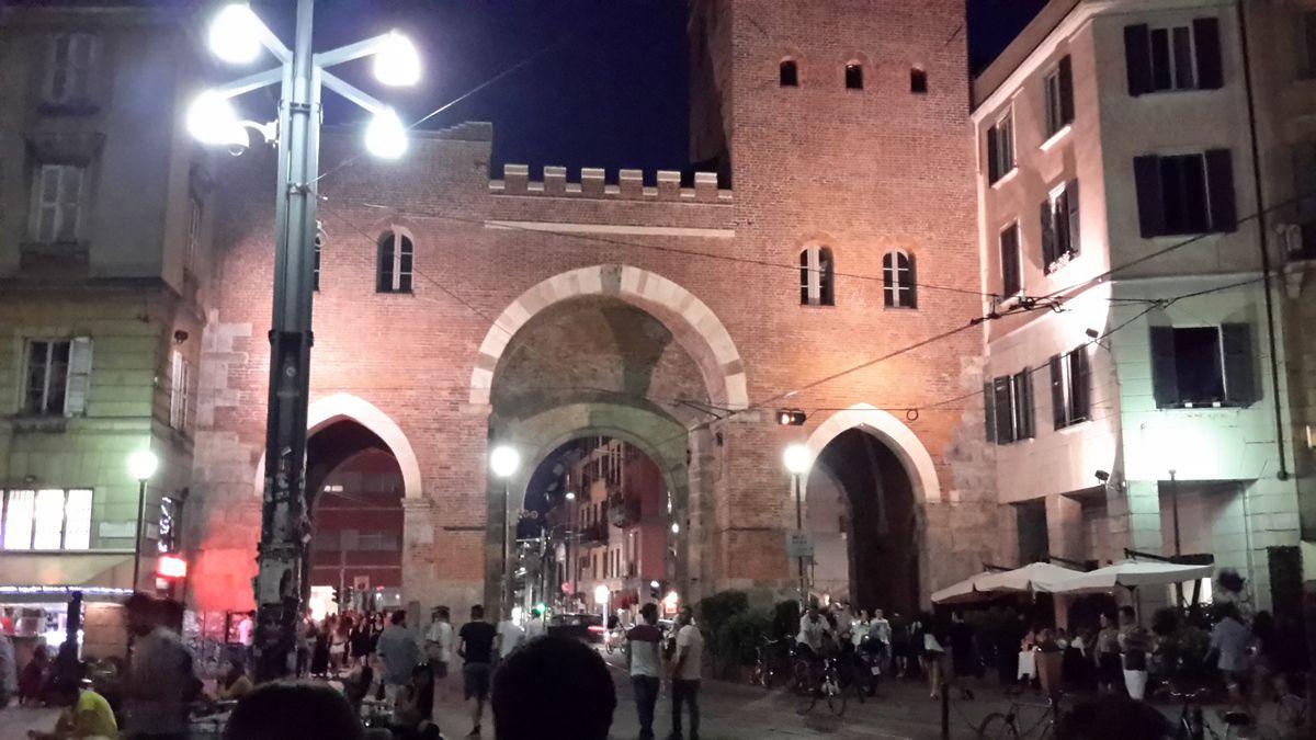 Colonne di San Lorenzo et Porta Ticinese