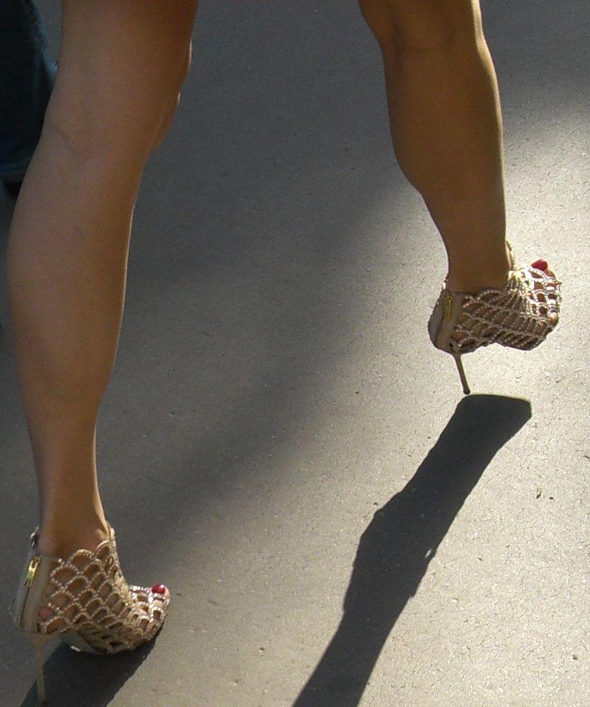 Dans mes petits souliers…