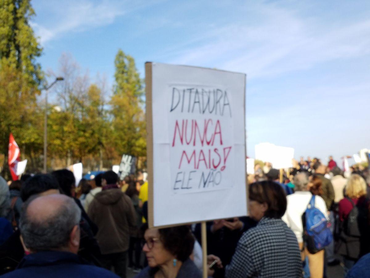 Solidarité Brésil