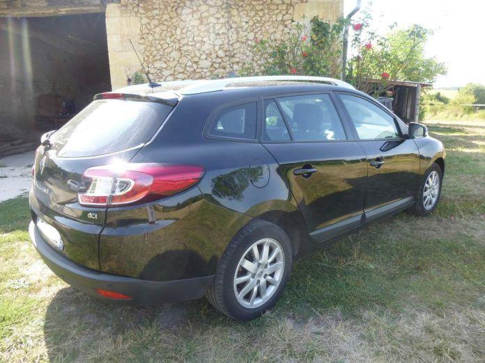 Megane 3 Renault Megane Iii Coupe Dz0 1 1 5 Dci Dz09 Dz0d Dz1f Dz1g 110ch 2009 02
