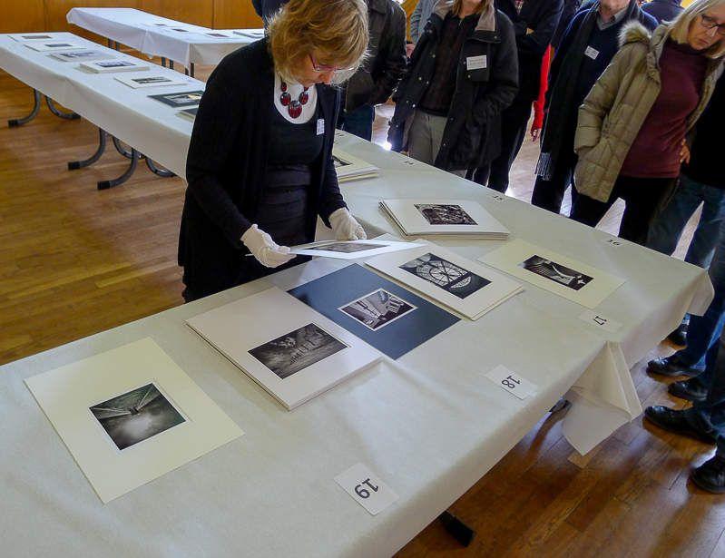 Reportage en images des concours régionaux d'hiver 2016 à Cambremer