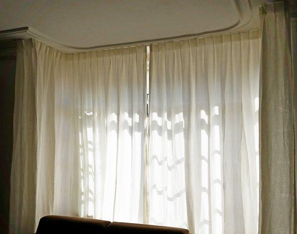 habillage d un bow window parisien l