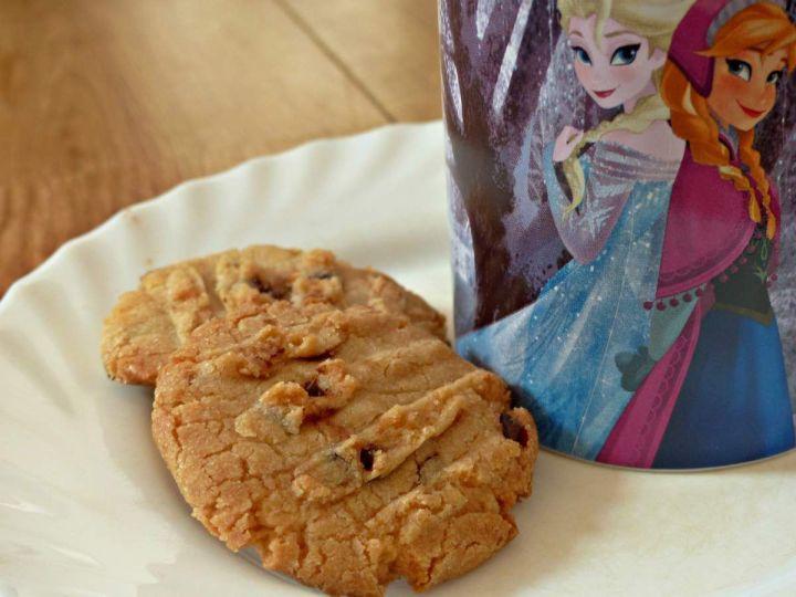 Le mardi c'est cuisine : Mes cookies vegans !