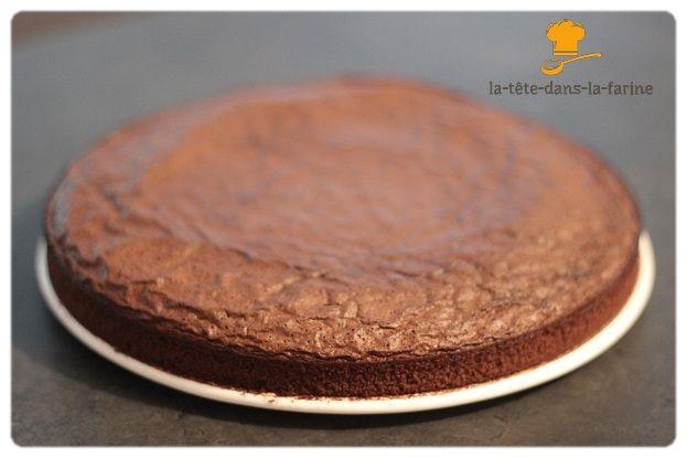 au chocolat en poudre et sans lait