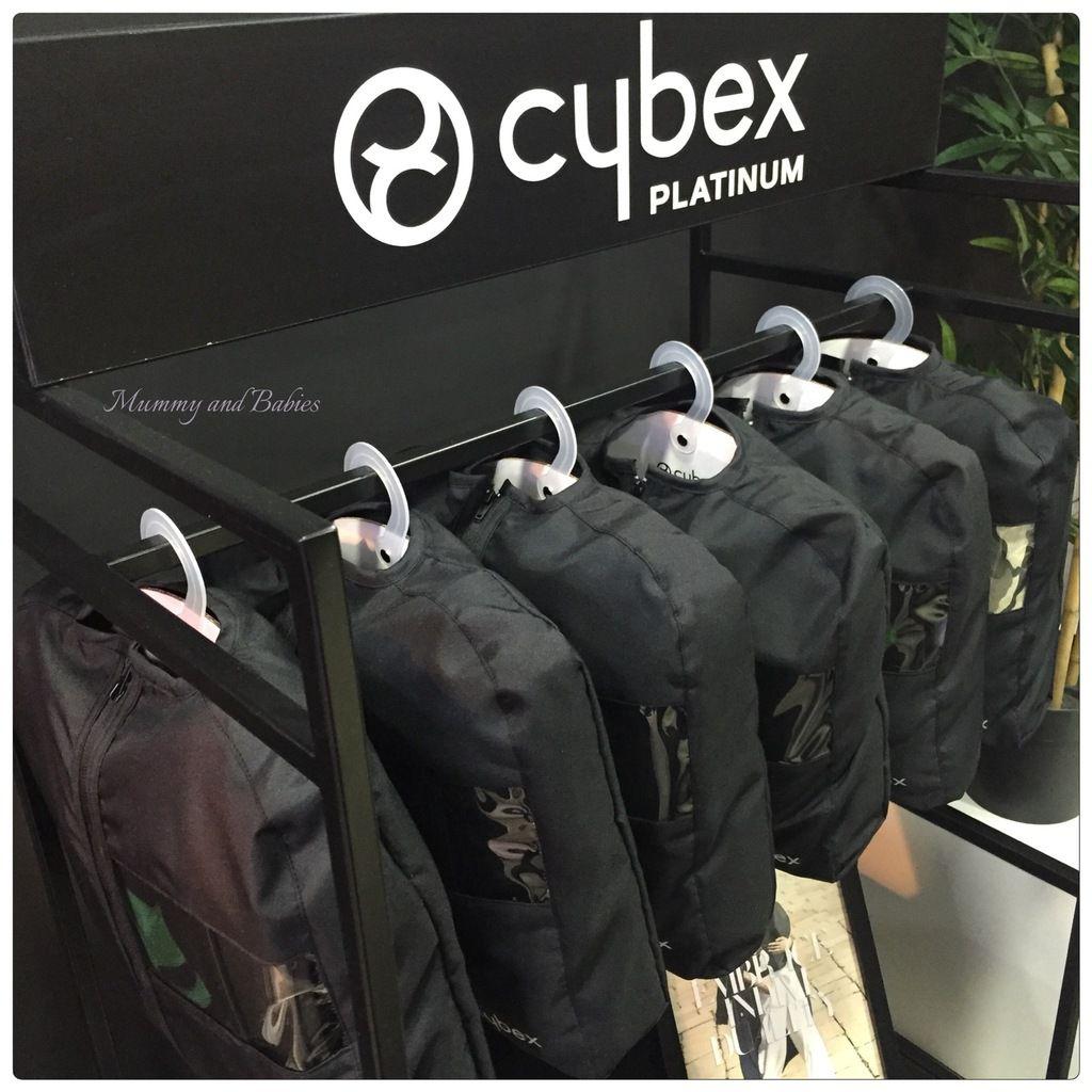 TOUJOURS CLASSE AVEC YEMAYA DE CYBEX !