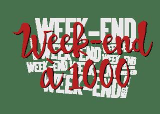 logo week-end 1000 âges