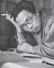 Seicho Matsumoto, personne présumée coupable du déclenchement des suicides d'Aokigahara
