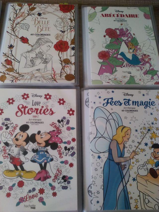 Tous mes livres de coloriage Disney - My Fairy World