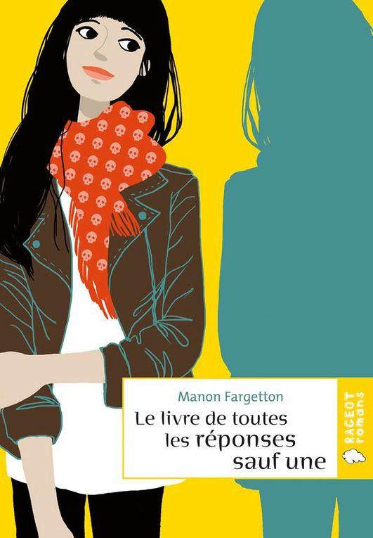 Le livre de toutes les réponses sauf une de Manon Fargetton ♪ Stitches ♪