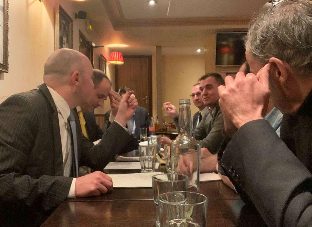 Compte-rendu du Bureau politique du Parti de la France du 11/01/20