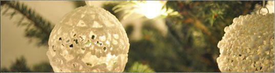 DIY : Boules en ficelle