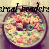 Cereal readers #1 - Chroniques des mondes hallucinés