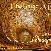 [Challenge 2017] ABC de l'imaginaire 2017 - Chroniques des mondes hallucinés