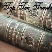 Top Ten Tuesday #32 - Chroniques des mondes hallucinés