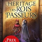 [Chronique Fantasy] L'héritage des rois-passeurs, de Manon Fargetton - Chroniques des mondes hallucinés
