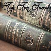 Top Ten Tuesday #34 - Chroniques des mondes hallucinés