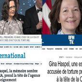 [NOUVEL ORDRE MONDIAL]Voilà le vrai visage de l'Amérique. Gina Haspel, accusée de torture et première femme à la tête de la CIA
