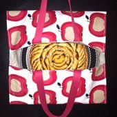 Sac à tarte - Viny DIY, le blog de tutoriels couture et DIY.