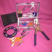Ma boîte à couture - Viny DIY, le blog de tutoriels couture et DIY.