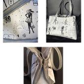 Sac à main avec aimants - Tuto Couture Vidéo - Viny DIY, le blog de tutoriels couture et DIY.