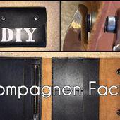 """Coudre un """"Compagnon Facile"""" - Tuto Couture DIY - Viny DIY, le blog de tutoriels couture et DIY."""