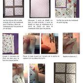 Organiseur lit bébé - Viny DIY, le blog de tutoriels couture et DIY.