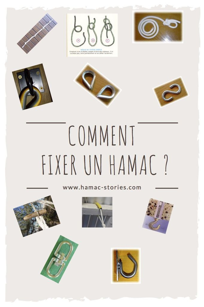 COMMENT FIXER SON HAMAC   HAMAC stories COMMENT FIXER SON HAMAC