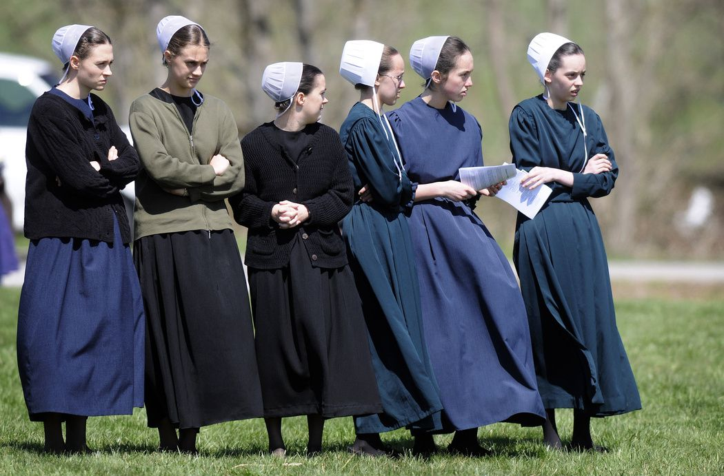 Image result for Amish clothing