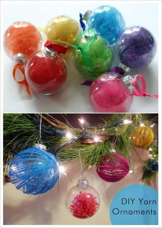 Decorer Ses Boules De Noel Fetes De Noel