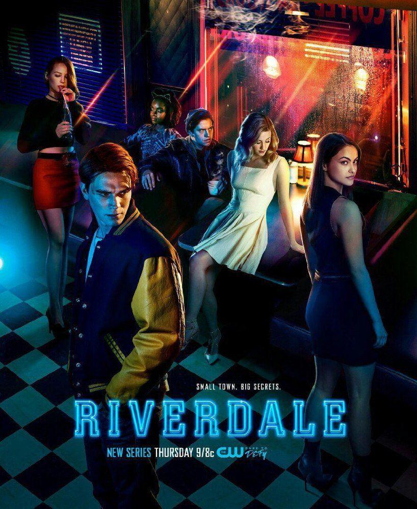 """Résultat de recherche d'images pour """"Riverdale saison 1"""""""