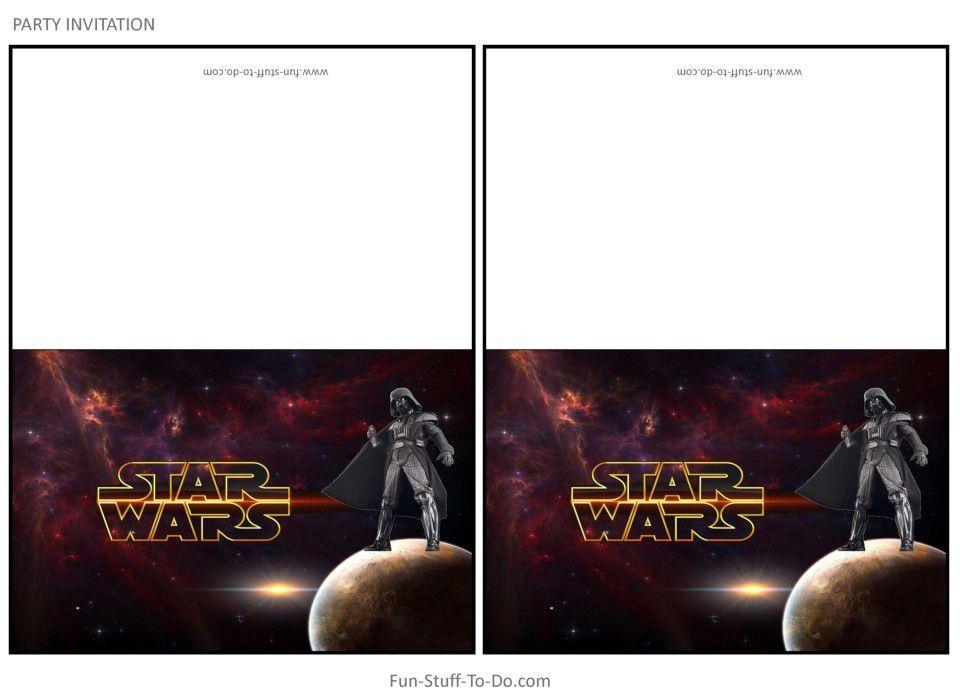 kit theme stars wars pour une fete ou