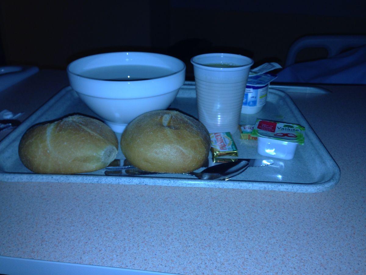 plateau petit dejeuner