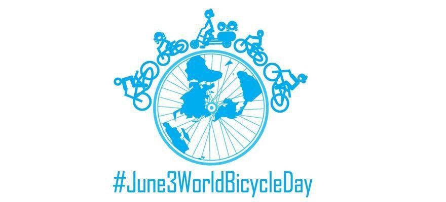 3 juin , journée mondiale pour le vélo