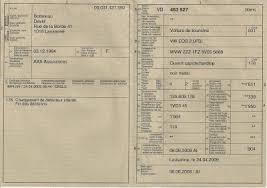 Procédure d'immatriculation d'un véhicule étranger ou  Suisse en France