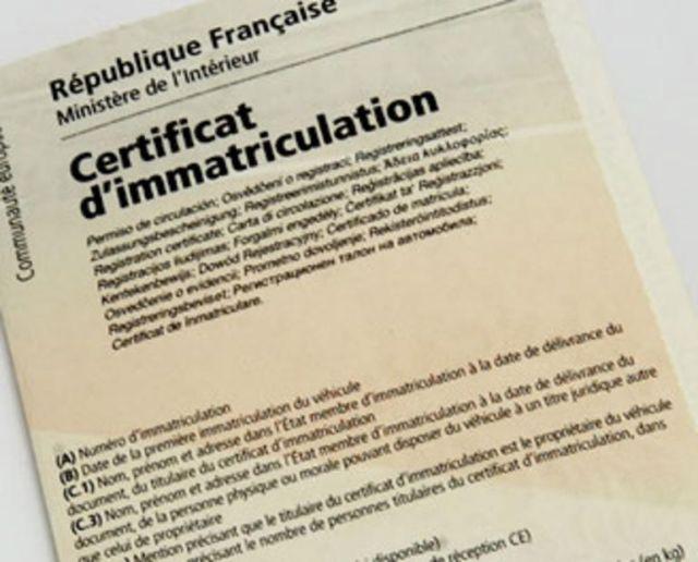 Immatriculer sa voiture provenant de l'étranger : Certificat de Conformité COC