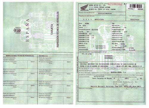 Comment immatriculer une voiture Espagnole en Belgique?