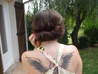 En prime une jolie vue de mon tatouage &#x3B;-)