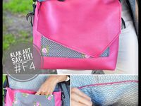 Besace Middle by Viny DIY - Tutoriel Couture DIY