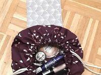 Bourse à Maquillage Fiona - Tutoriel Couture et DIY