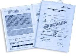 Certificat de conformité Mercedes moins cher