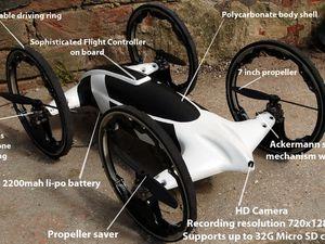 la voiture du futur est un jouet [need]