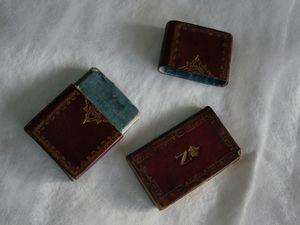 restauration de documents ou objets papier et carton toutes périodes