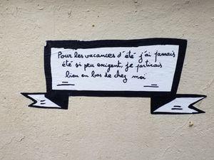 Rue Julien Lacroix (18/04/20)