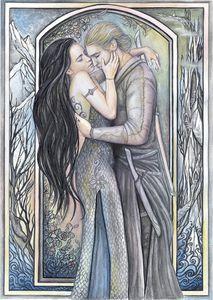 La romance de Phèdre et de Joscelin
