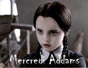 Mercredi Addams #5