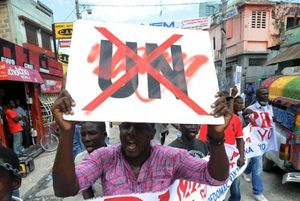 Haïti : du colonialisme à l'impérialisme