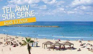 « Tel-Aviv sur seine » : L'ignominie d'une Gauche en perdition (Expression.dz)