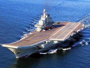 Les médias chinois font état de la construction d'un porte-avions de 110 000 tonnes en Chine