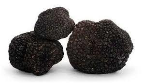 Brouillade d'œufs aux truffes noires sans beurre
